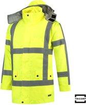 Tricorp Parka RWS - Workwear - 403005 - Fluor Geel - maat M