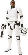 STAR WARS VII: Finn in Stormtrooper uitrusting 45cm - Actiefiguur