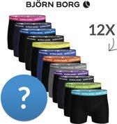 Björn Borg 12 boxershorts basic verrassingsdeal-XXL