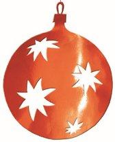 Fun & Feest Kerstdecoratie Kerstbal decoratie
