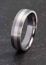 ZELZI Titanium ring: Athanasios 22 millimeter