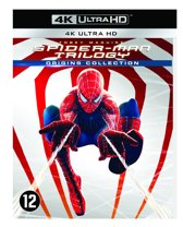 Spider-Man Trilogy (4K Ultra HD Blu-ray)