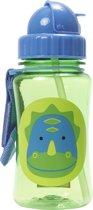 Skip Hop - Zoo  straw bottle dinosaur