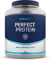 Body & Fit Perfect Protein Eiwitpoeder / Eiwitshake - 2000 gram - Vanilla Smoothie