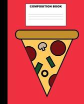 Pizza Composition Book