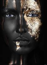 Luxe Wanddecoratie - Foto - Plexiglas - Dibond - Aluminium Ophangsysteem - Noir Collection
