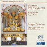 Norddeutsche Orgelmeister, Vol. 2: Matthias Weckmann