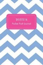 Terri's Pocket Posh Journal, Chevron