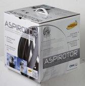 Aspirotor Rookafzuiging - Poujoulat - Ø200 - rvs - Spinner
