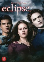 DVD cover van The Twilight Saga: Eclipse
