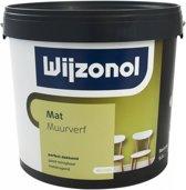 Muurverf mat - 2,5 Liter