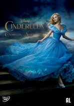 DVD cover van Cinderella (Inclusief Frozen Fever)