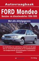 Vraagbaak Ford Mondeo deel Benzine- en dieselmodellen 1996-1999