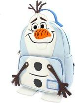 Disney Loungefly rugtas Olaf, de sneeuwpop uit Frozen 38 cm