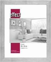 Effect Profil Top Pro 40x50 hout zilver kunstglas k179405001