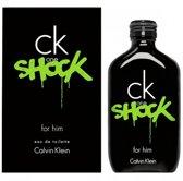 Calvin Klein CK One Shock for Him - 200 ml - Eau de Toilette