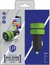 Trust Urban Dual smartphone car charger (BULK)