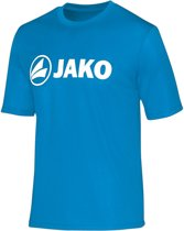 Jako Funtioneel Promo Shirt - Voetbalshirts  - blauw licht - 164