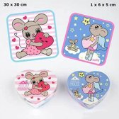 house of mouse magic towel - handdoek