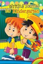 Writing Journal for Kindergarten