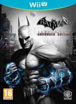 Warner Bros Batman: Arkham City Armoured Edition, Wii U