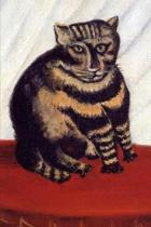 The Tabby by Henri Rousseau Journal
