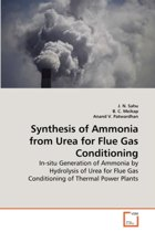 Synthesis of Ammonia from Urea for Flue Gas Conditioning