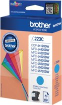 Brother LC-223C - Inktcartridge / Cyaan
