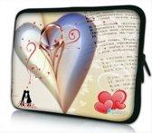 Laptophoes 14 liefdesboek - Sleevy