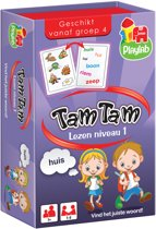 Tam Tam - Playlab -  Lezen Niveau 1