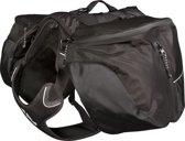 Hurtta trail pack zwart Medium Voor honden van 20 tot 40 kg.