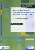 Information Security Management Professional based on ISO/IEC 27001 Courseware – English