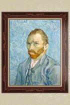 Selbstbildnis Vincent van Gogh, 1889