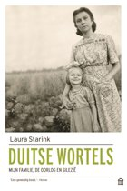Boek cover Duitse wortels van Laura Starink