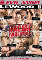 Evil angel-facial violation