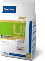 VIRBAC HPM feline urology urinary WIB U3 1,5KG