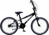Bike Fun Cross Tornado -  - Unisex - Zwart - 20 Inch