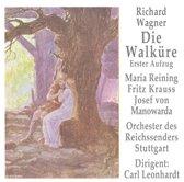 Wagner: Die Walkure Erster Aufzug / Leonhardt, Reining