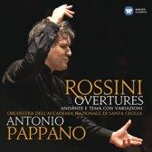 Antonio Pappano - Ouvertures
