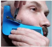 The beard shaper / baard accessoires / baard borstel