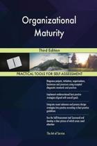Organizational Maturity Third Edition