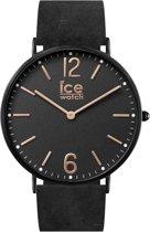 Ice-Watch IW001369 Horloge - Leer - Zwart - Ø 41mm