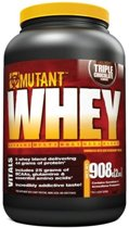Mutant Whey - 908 gram - xtreme strawberry.