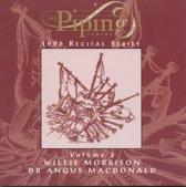 Piping Centre 1996 Recital Series, The- Vol. 3