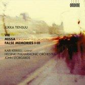 Tiensuu: Vie Missa False Memories
