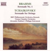 Brahms: Serenade No. 1; Tchaikovsky: Serenade for Strings