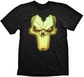Darksiders II T-Shirt Death Mask (Maat L)