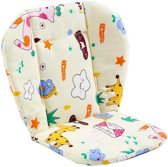 Baby Stoelverkleiner - Giraf -  Universeel voor Autostoel, kinderstoel of maxi cosi
