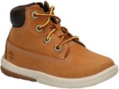 Timberland - Toddle Tracks 6inch -  - Jongens - Maat 24 - Cognac - 231 -Wheat