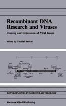 Recombinant DNA Research and Viruses